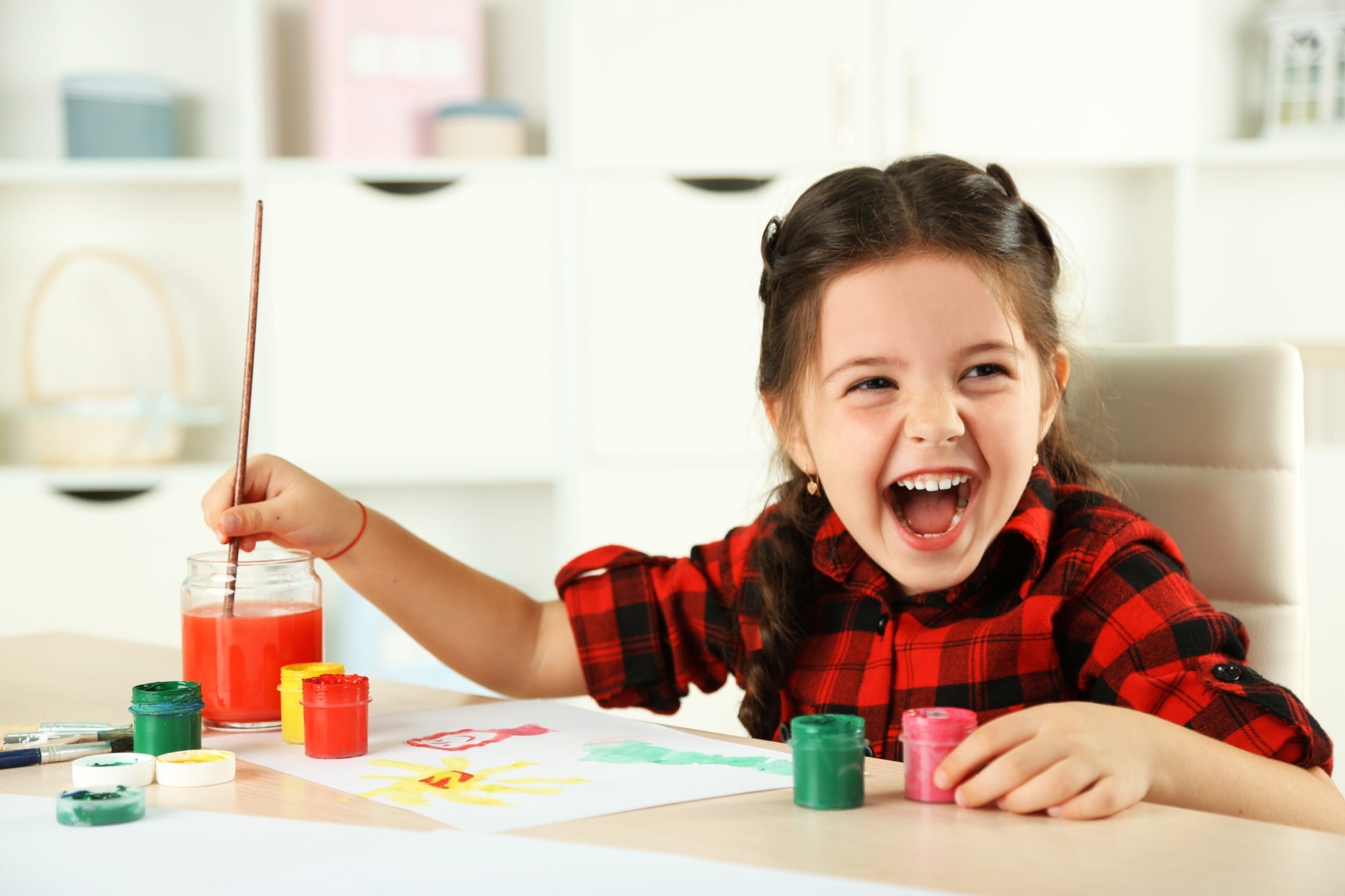 Can You Teach Your Non-Artistic Child To Be Creative? Science Says Yes!