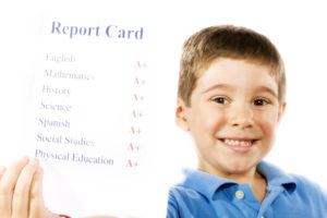 Should you pay your child for good grades?