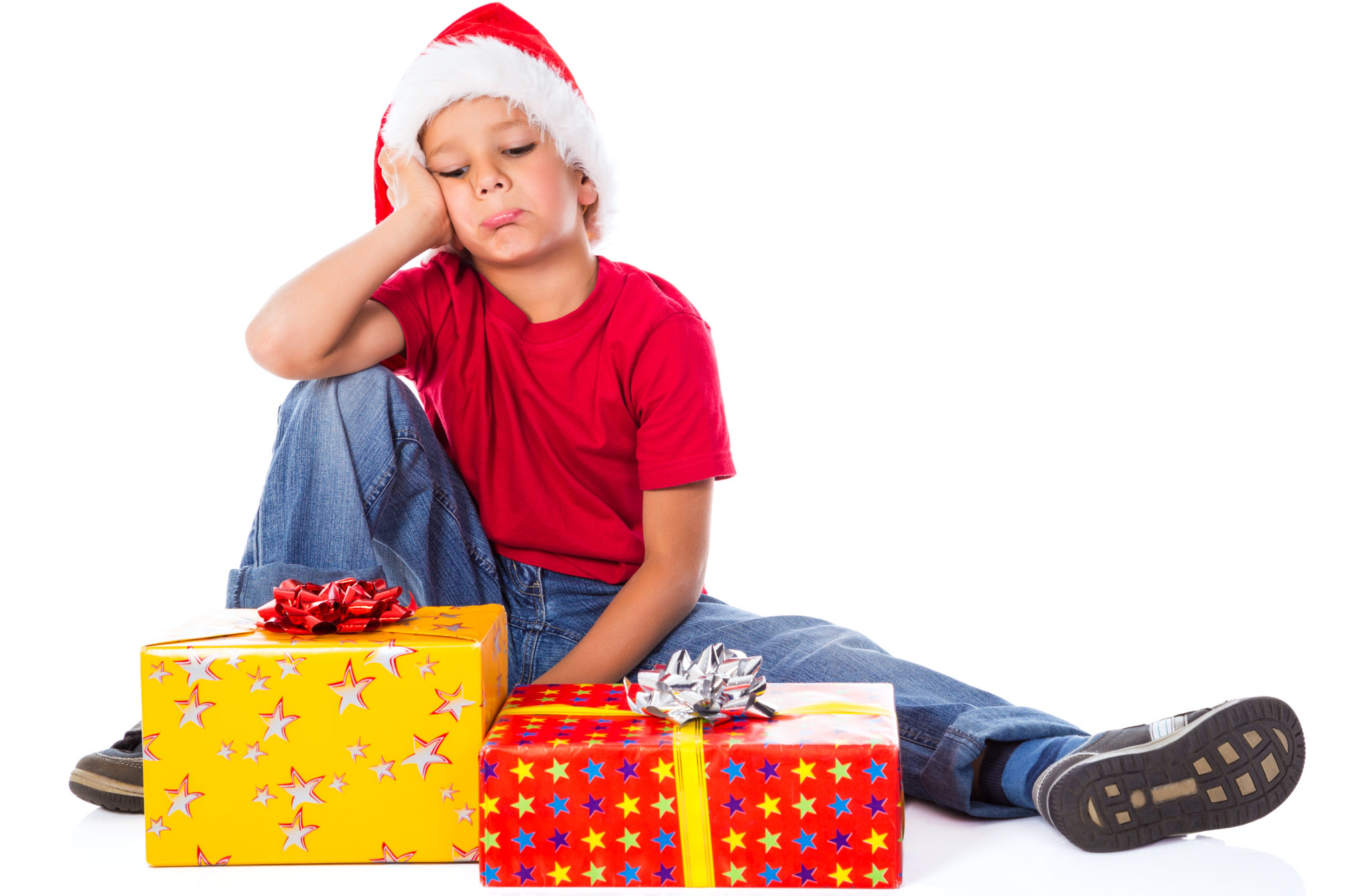 "Christmas ""Ruined"" for Kid Who Received Wrong Gifts"
